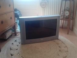 PHILIPS Breedbeeld tv, doubly surround, 100 hertz