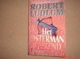 Boek Het Osterman Weekend