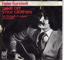 Peter Sarstedt single, eind jaren ´60/begin jaren ´70