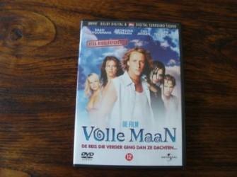 Volle Maan Daan Schuurmans, Georgina Verbaan dvd