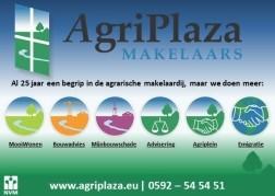 Bedrijfsverplaatsing, AgriPlaza kan u helpen