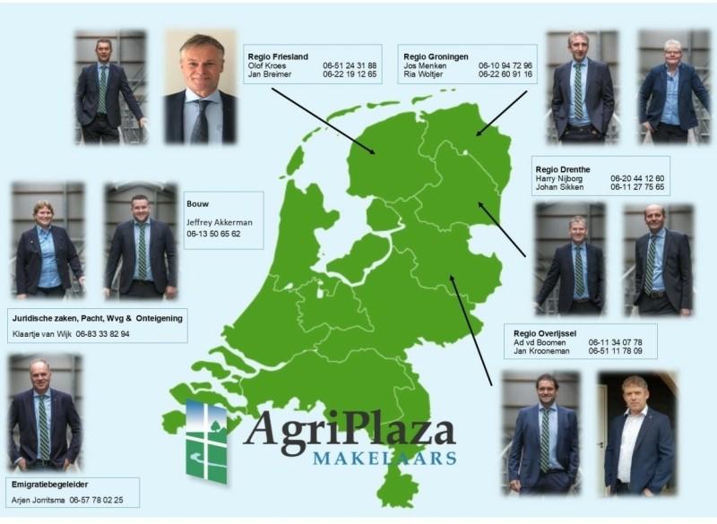 AgriPlaza ook voor taxeren en taxaties