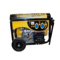 Aggregaat Gentec 7500GE, 6000 watt, 230V