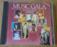 "De originele verzamel-CD ""Music Gala Volume 2"" van Arcade."