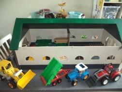 complete playmobil boerderij