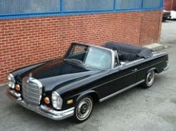 Mercedes type 111 coupe-cabriolet 1962-1971 onderdelen