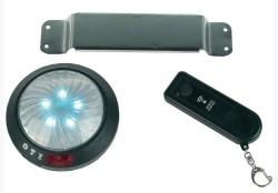 Brüder Mannesmann LED lamp met 5 LED's en afstandsbediening…