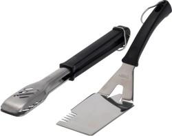 Barbecue kookgerei - RVS - 2 stuks  Alleen deze week 10% ex…