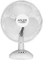 AD7304 - Tafelventilator wit - 40cm  Alleen deze week 10% e…