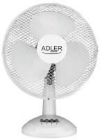 AD7303 - Tafelventilator wit - 30cm  Alleen deze week 10% e…