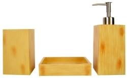 Bamboe badset - 3 delig  Alleen deze week 10% extra korting
