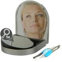 Reisetui met spiegels en pincet  Alleen deze week 10% extra…