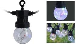 Feestverlichting 10 multicolor-lamps - 50 LED's - 5cm  Alle…