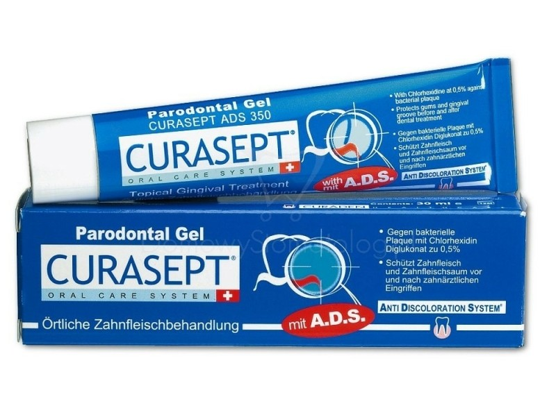 Curasept ADS 350 Gel 0,5% | 30 ml