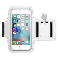 MMOBIEL Sport / Hardloop Armband (WIT) voor iPhone SE / 5S…