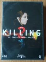 """Te koop de originele DVD-box """"The Killing"""" (seizoen 2)."""