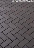 17701 NIEUWE zwart bruin gebakken klinkers keiformaten Terr…