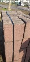 19055 400m2 rood 30x30x4,5cm betontegels tuintegels stoepte…