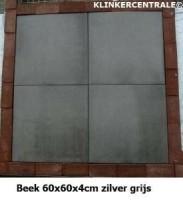 19343 VOORDEEL Beek 60x60x4cm terrastegels tuintegels B-kwa…