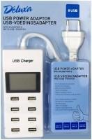 USB-voedingsadapter met 8 USB-poorten  Alleen deze week 10%…