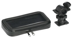 Smartphonehouder voor op fiets (spatwaterdicht)  Alleen dez…