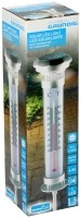 LED Solarlamp met thermometer XL  Alleen deze week 10% extr…