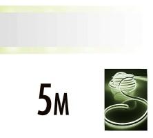 LED Neonlight 5 meter wit  Alleen deze week 10% extra korti…