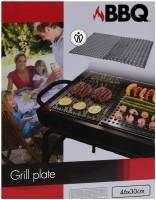 Barbecue RVS grillplaten - 2 stuks  Alleen deze week 10% ex…
