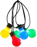 LED Tuinverlichting multicolor - 80 LED's  Alleen deze week…
