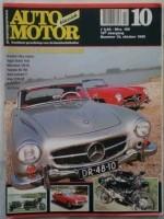 Auto Motor klassiek - oktober 1999