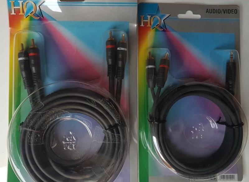 Professionele Audiokabels