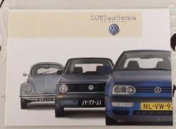 Folder/brochure - Volkswagen Milestone - 1997