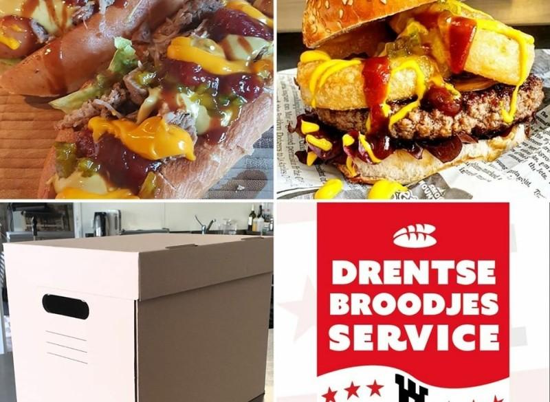 De streetfood box bij Catering de Hofmeester