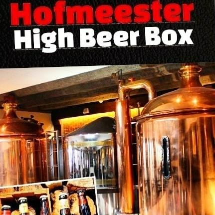 High Beer en Wine Box