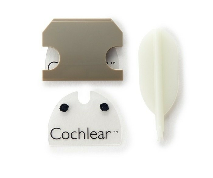 Cochlear Nucleus CP950 Kanso microfoon filters