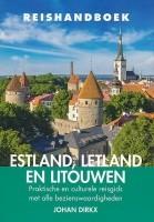 Reisgids Estland - Letland - Litouwen Reishandboek   Elmar