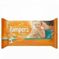 Pampers Baby Doekjes - Babyverzorging