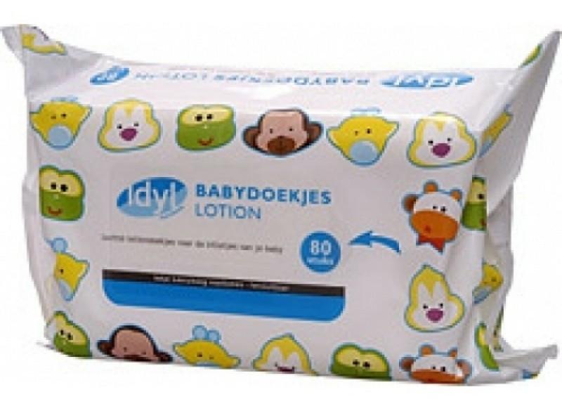 Idyl Baby Doekjes - Babyverzorging