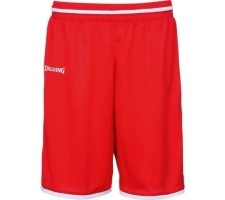 Spalding Move Shorts Kinderen RoodKledingmaat : 116