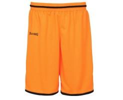Spalding Move Shorts Kinderen OranjeKledingmaat : 128