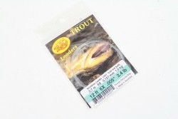 Rio knotless leader   trout   6X - 3.7M   0.127 - 1.5 KG
