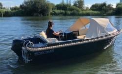 rubberboot-aluminium boot-sloep-den helder
