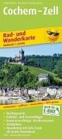 Fietskaart Wandelkaart Cochem - Zell - Public Press