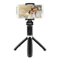 Hama Selfie-stick Funstand 57 Met Bluetooth-ontspanner Zwar…