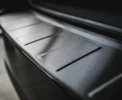 FORD MONDEO IV Facelift ESTATE 2010-2014 Rear bumper protec…