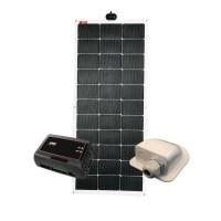 NDS Solarflex EVO 110W Flex Zonnepaneel Set +SC320M KPE110W…