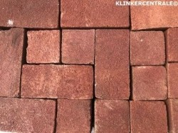 20130 80m2 NIEUWE rood bruin gebakken klinkers dikformaat b…