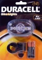LED fietslamp (voorzijde) met batterijen  Alleen deze week…