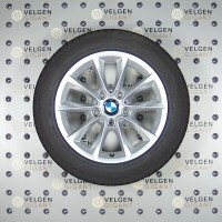 Zeer mooie BMW Styling 411 velgen met zeer goede Goodyear R…