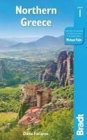 Reisgids Northern Greece Noord Griekenland   Bradt Travel G…